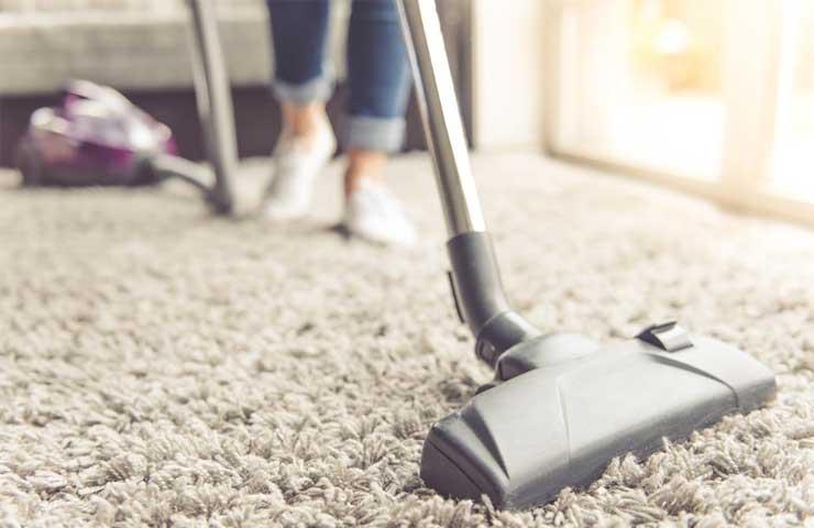 carpet vacuum cleaning