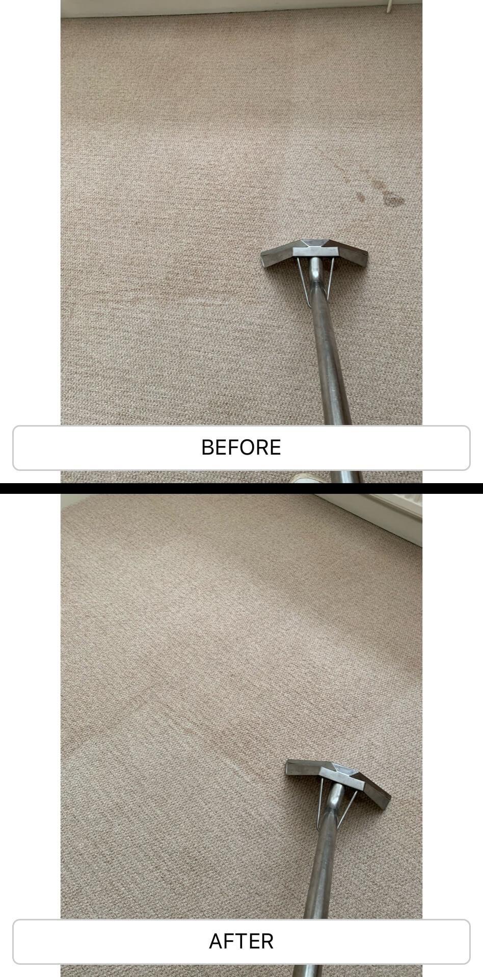 cheap carpet cleaners London