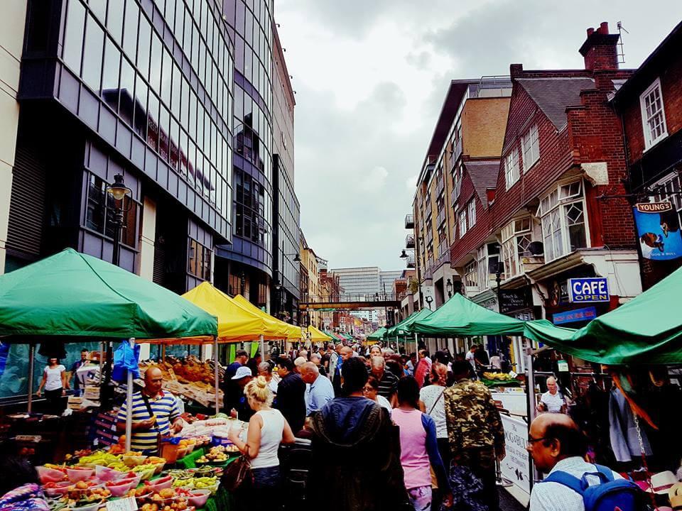 Balham Farmer's Markets